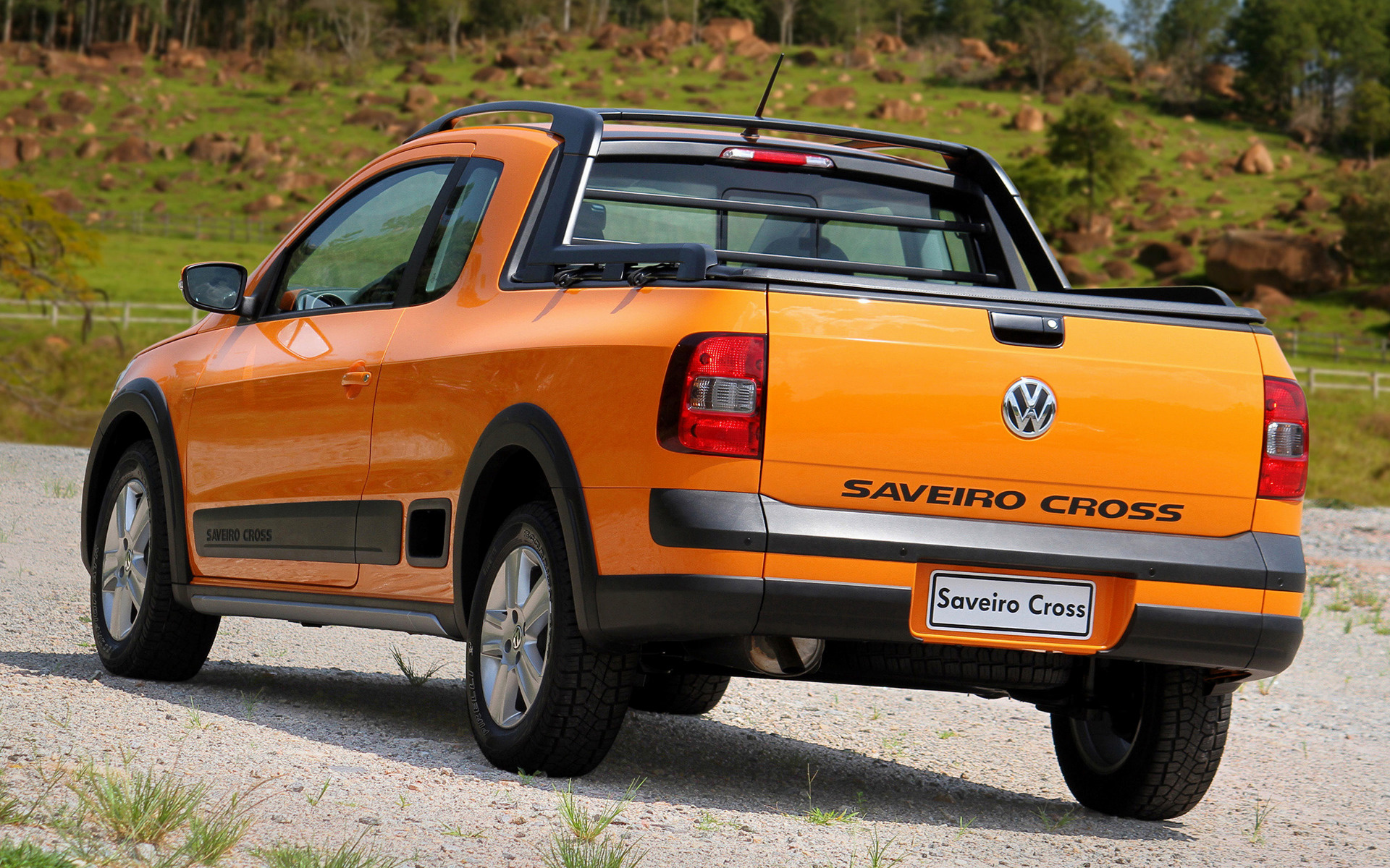 2010 Volkswagen Saveiro Cross CE   Wallpapers and HD Images Car 1920x1200