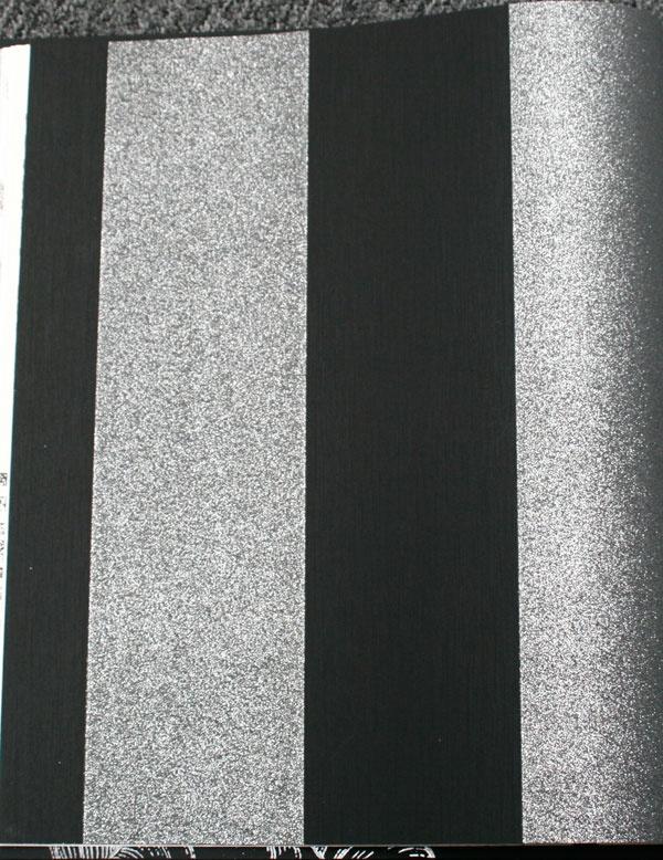 black and silver glitter wallpaper Home Decor   Wallpaper 600x778