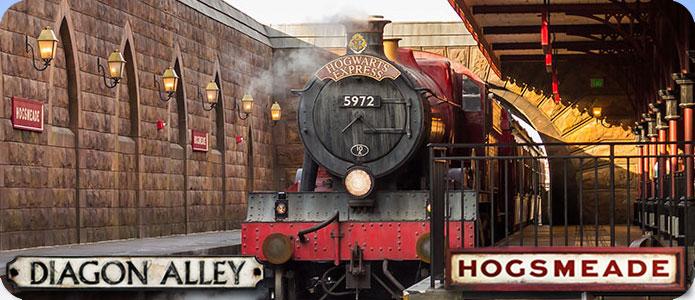 Hogwarts Express Harry Potter Theme Park Wizarding World Harry 695x300