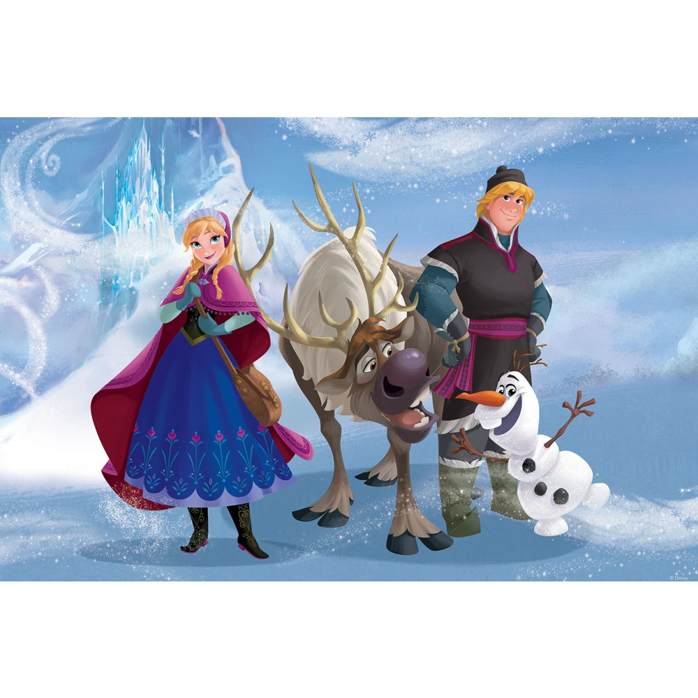 Disney Frozen Wallpaper Great Kidsbedrooms the children bedroom 1000x1000