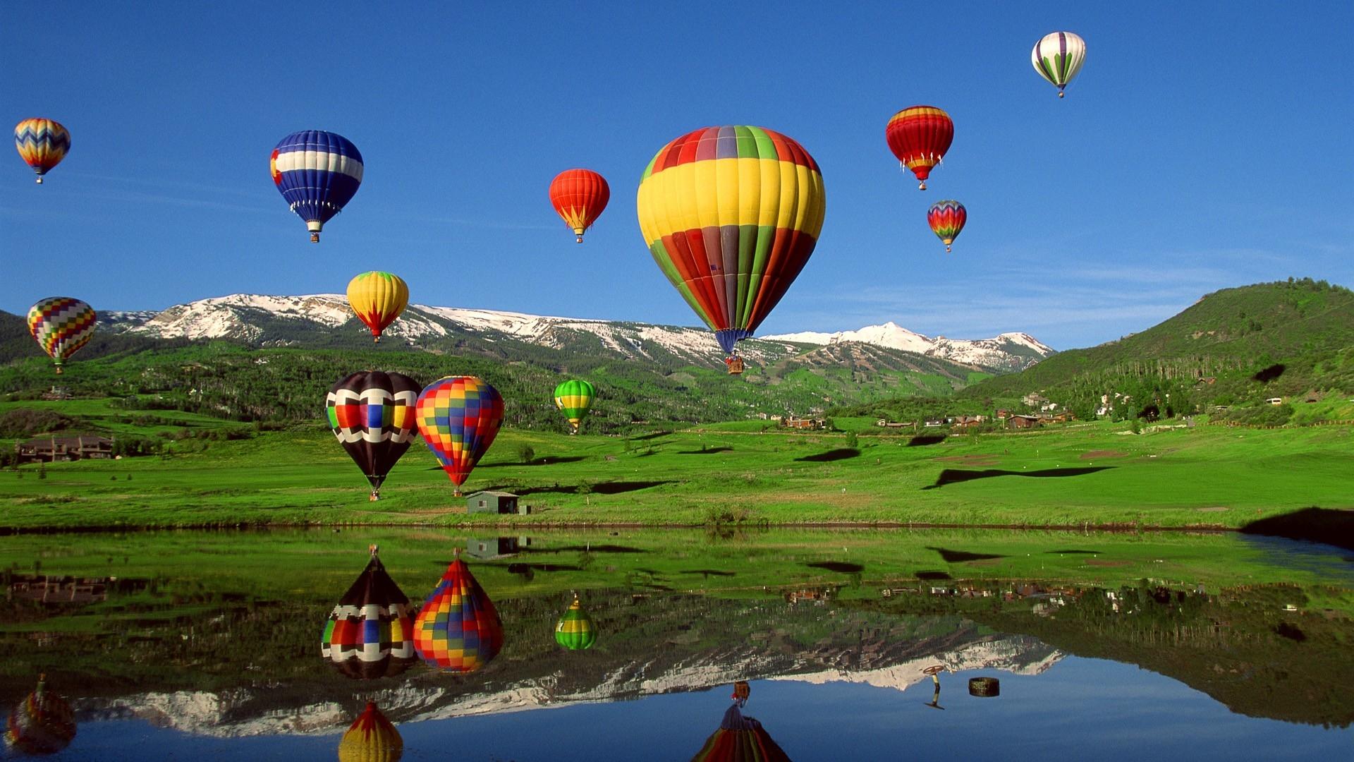 49+ Free Hot Air Balloon Wallpaper on WallpaperSafari