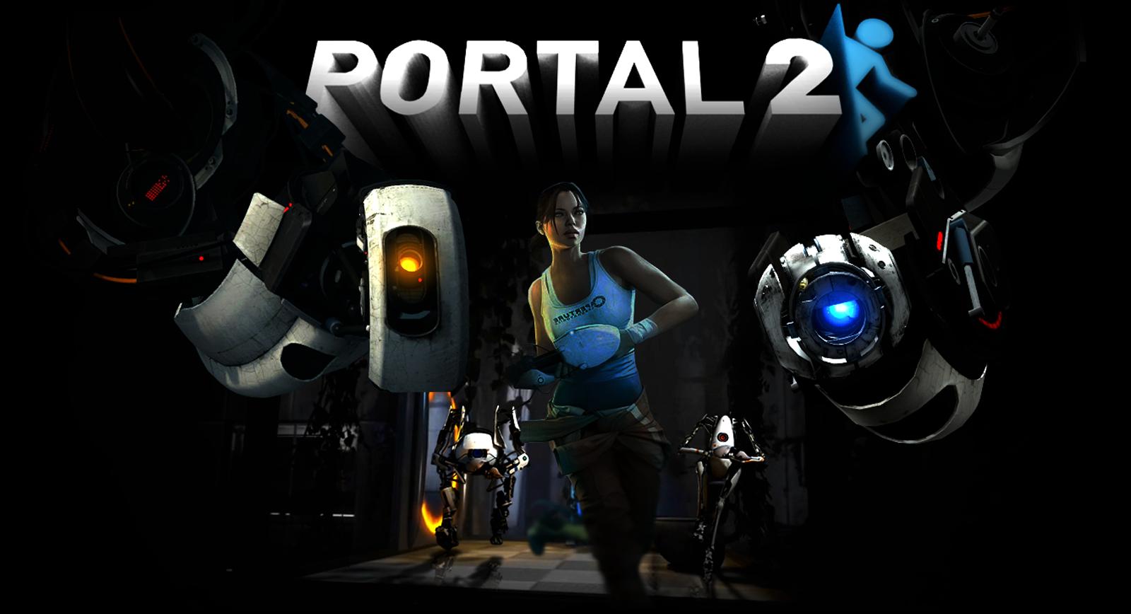 Portal 2 Desktop Background icancopewithanything 1600x868