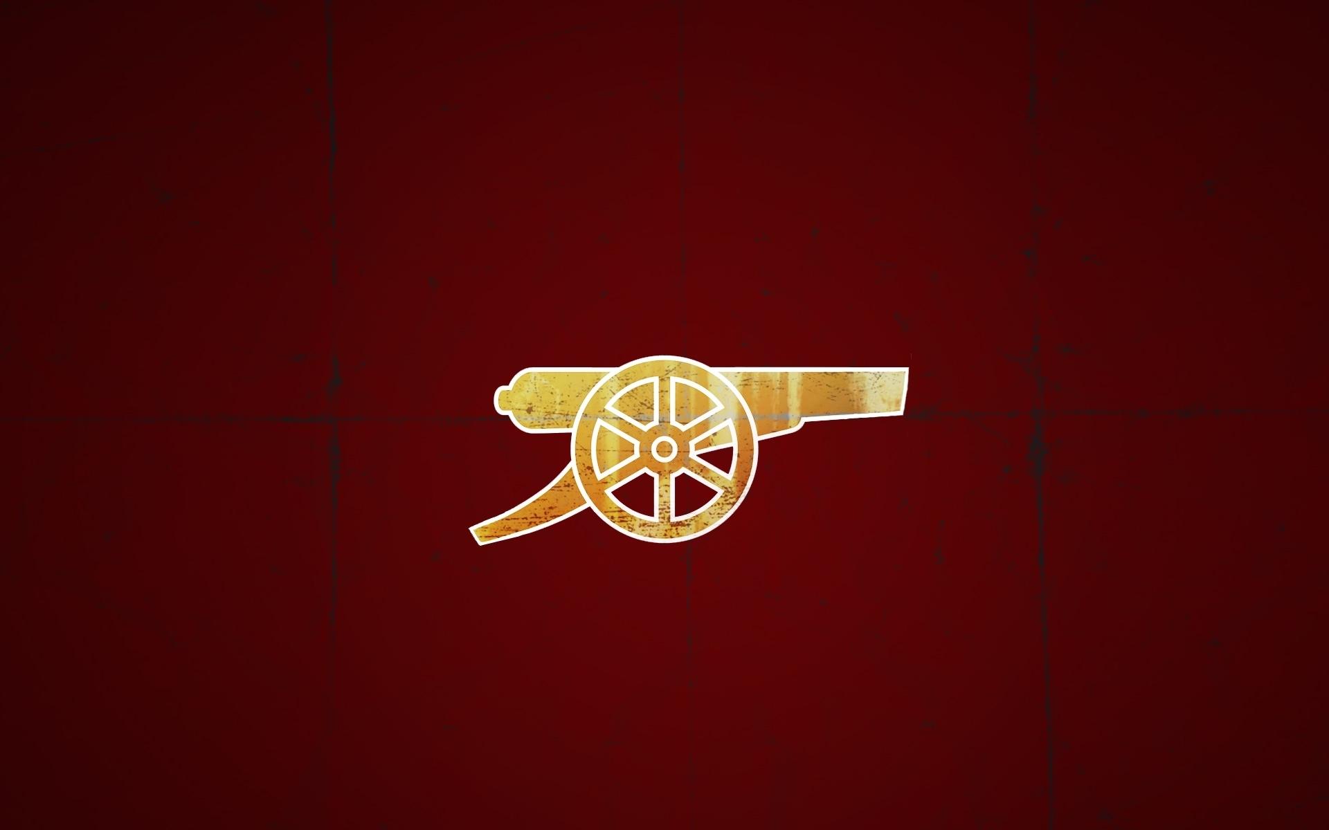 Arsenal Football Club logo wallpaper 18767 1920x1200
