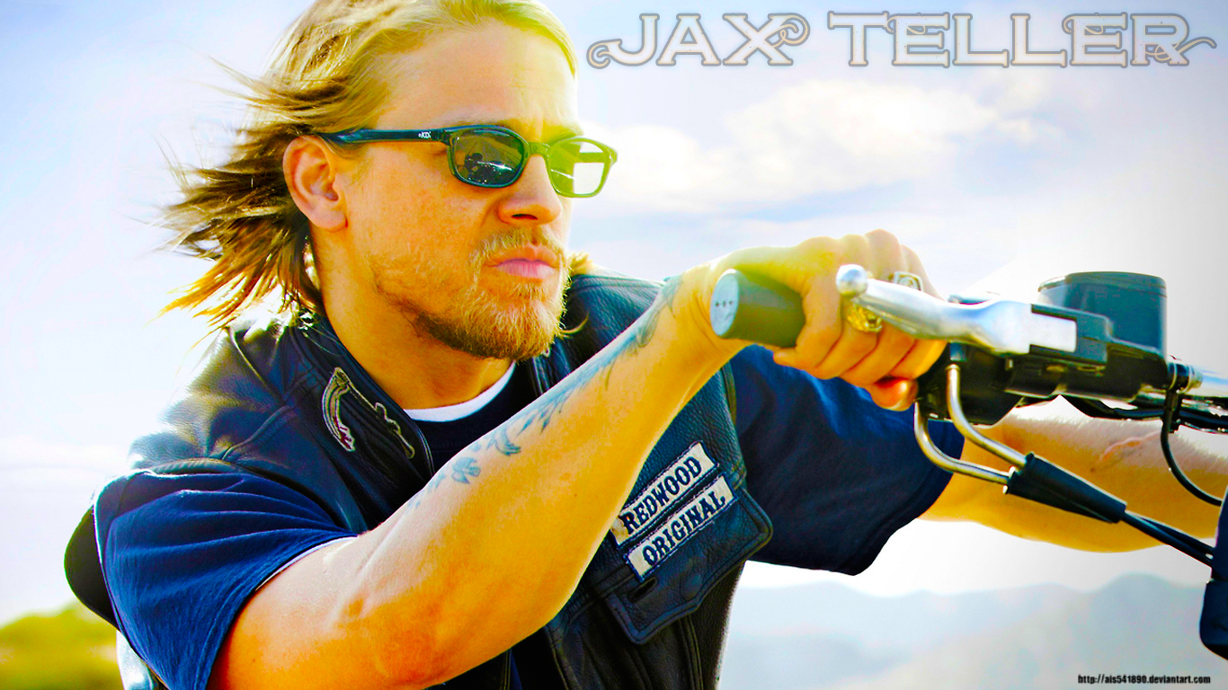 Jax Teller Wallpaper 1 by ais541890 1366x768