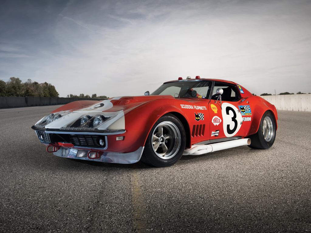corvette sting ray l88 race car c3 19 wallpaper - Corvette Stingray 1969 Wallpaper