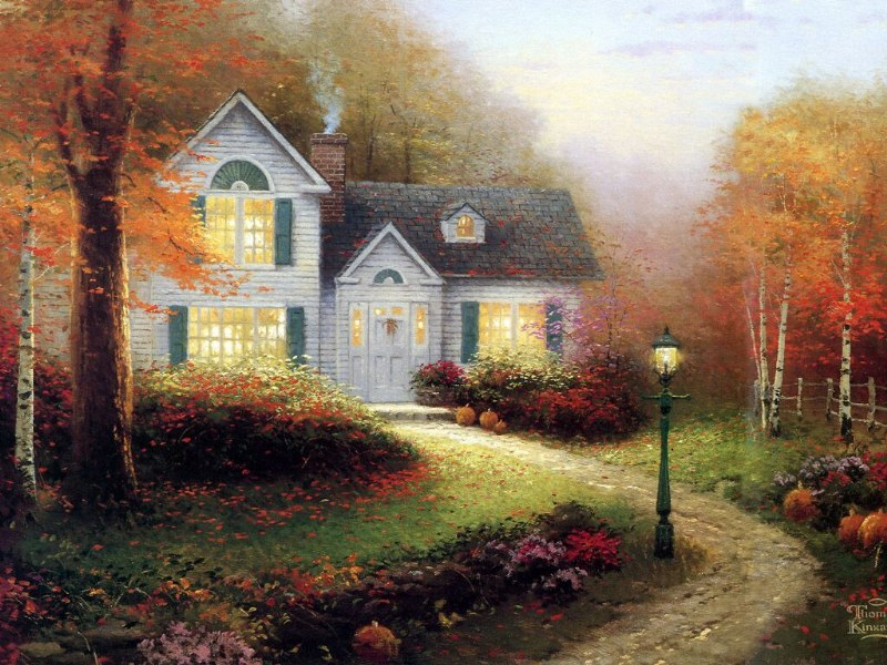 thomas kinkade disney hd wallpaperswidescreen desktop backgrounds 800x600