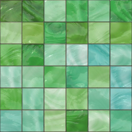 Tile Decals Vinyl Sticker WATERPROOF Tile or Wallpaper for Kitchen 500x500