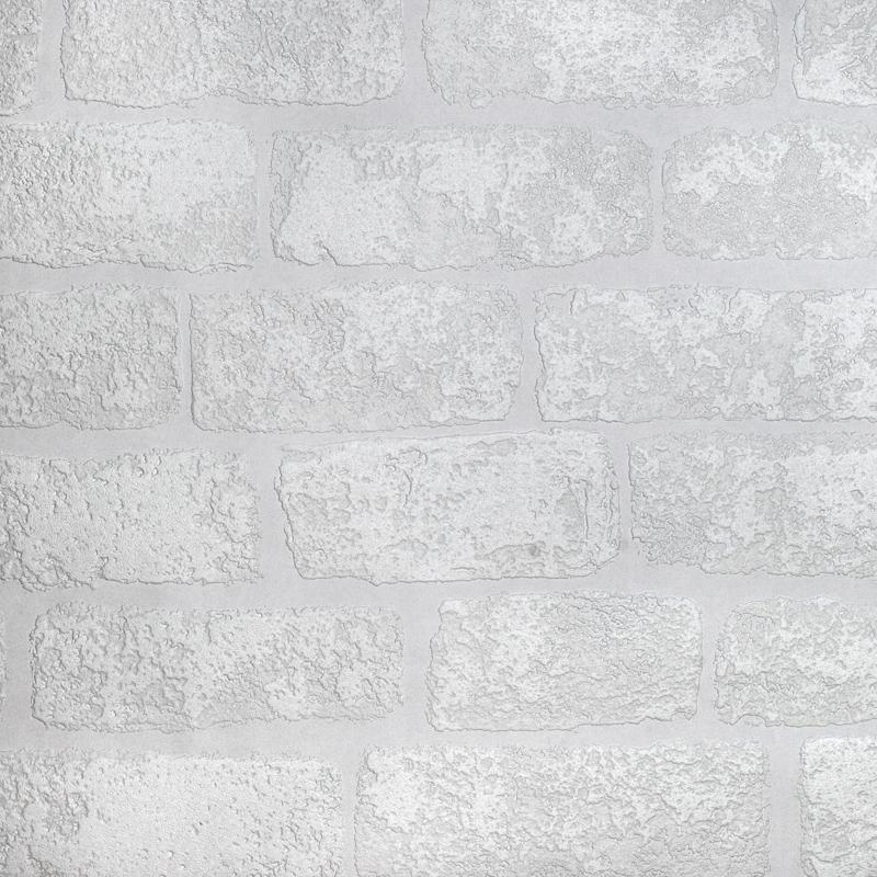 Anaglypta Textured Vinyl Wallpaper Lincolnshire Brick   RD812 800x800