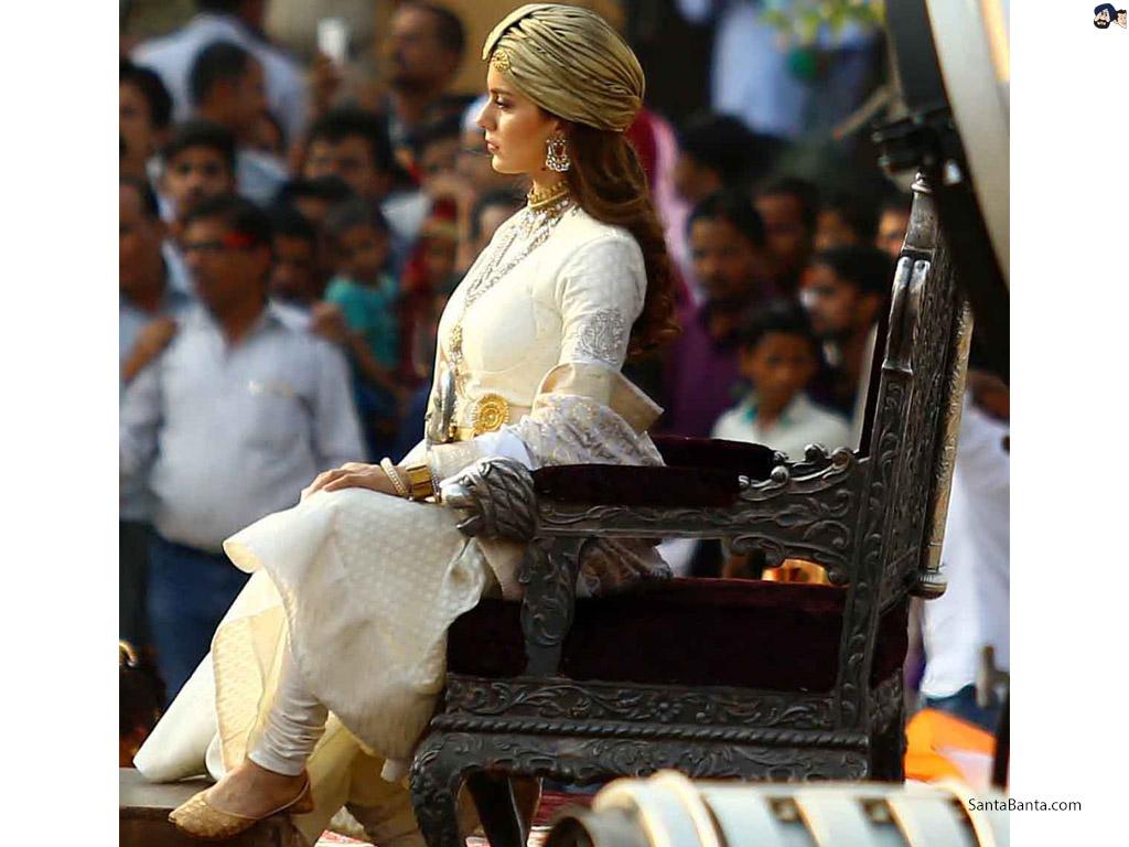 Manikarnika The Queen of Jhansi Movie Wallpaper 1 1024x768