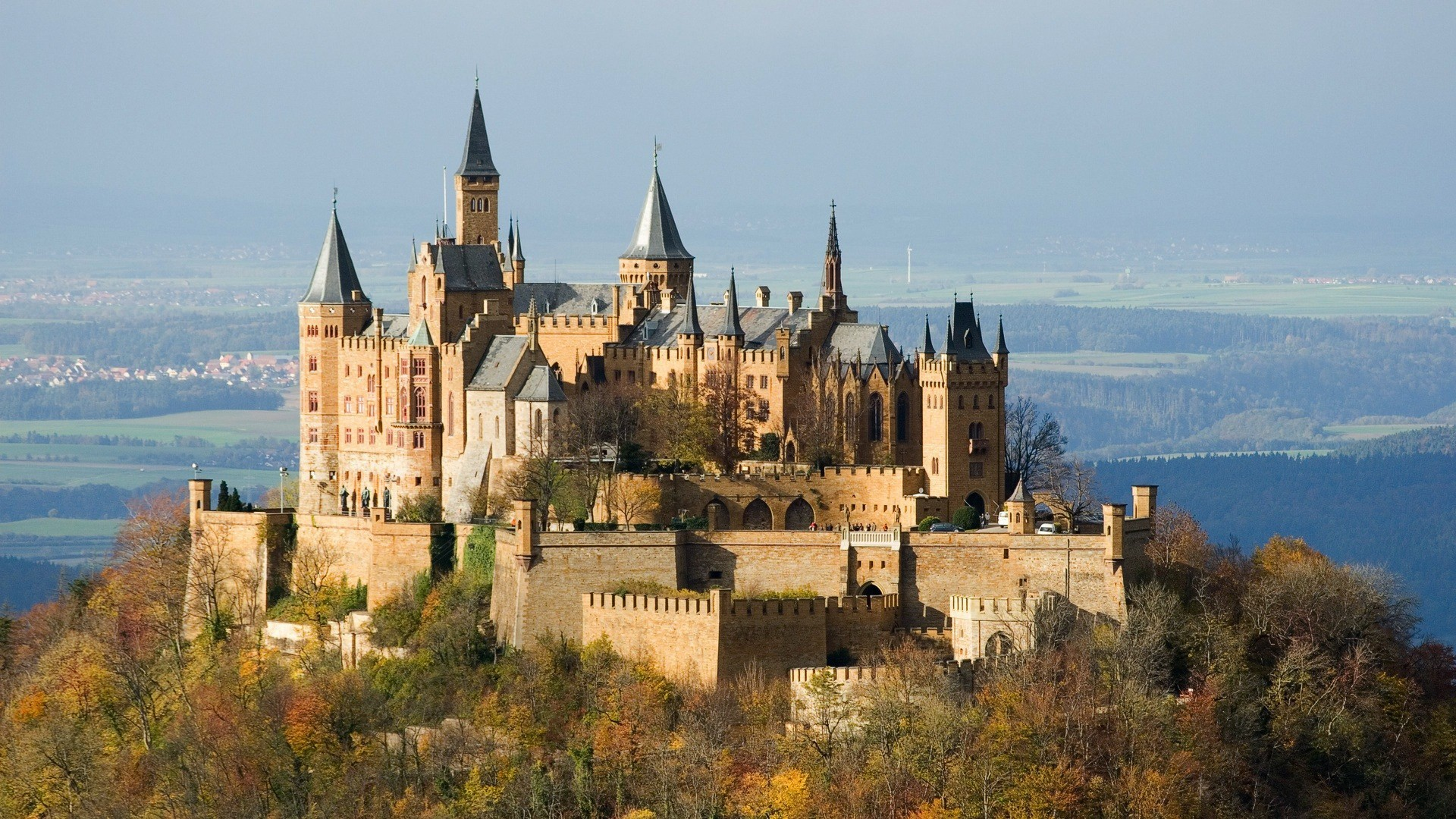 Castles Germany Wallpaper 1920x1080 Castles Germany Hohenzollern 1920x1080
