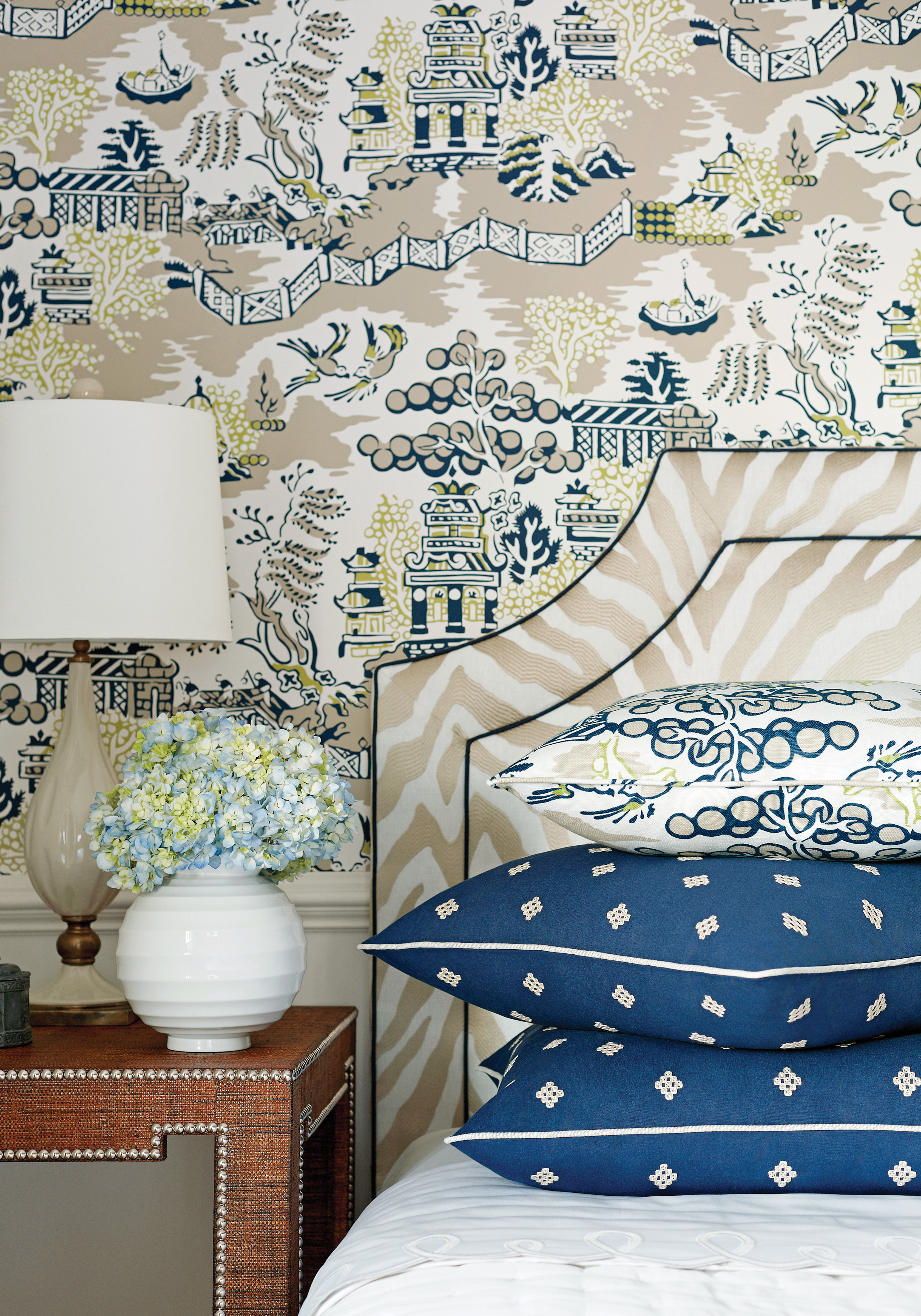 new wallpaper The new collection from Thibaut is sure to be a hit 3360x4800
