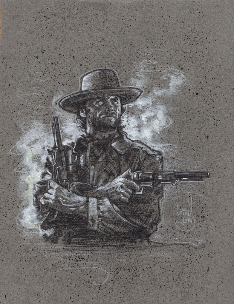 Josey Wales by JeffLafferty 783x1019