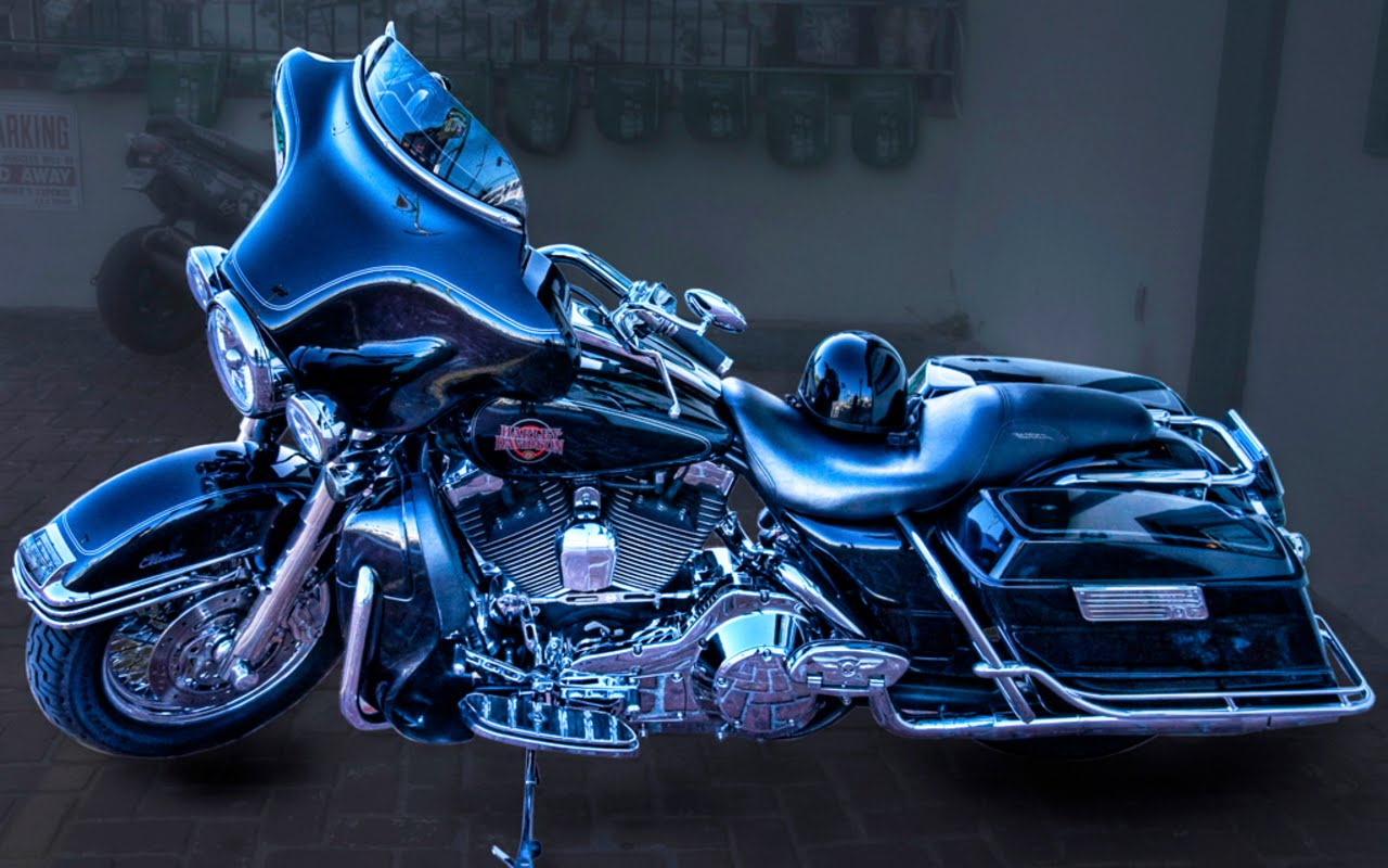 Free Harley Davidson Hd Wallpaper Cars Wallpapers