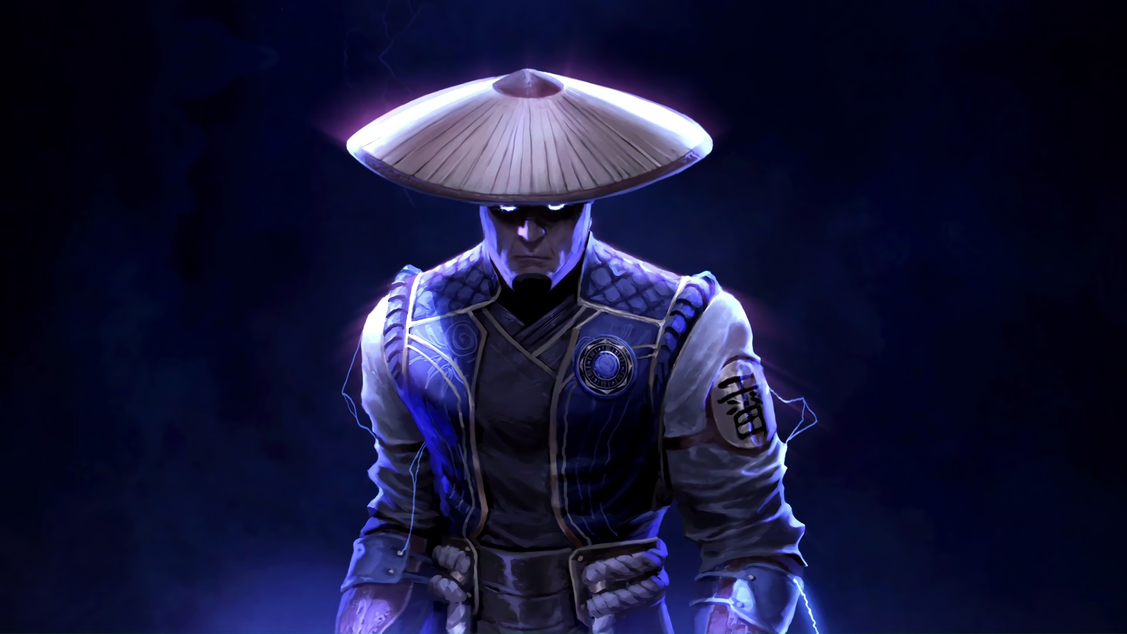 Free Download Raiden Of Mortal Kombat Wallpaper 4k Ultra Hd Id3029 3840x2160 For Your Desktop Mobile Tablet Explore 57 Mortal Kombat Hd Wallpaper Mortal Kombat 9 Wallpapers Mortal Kombat