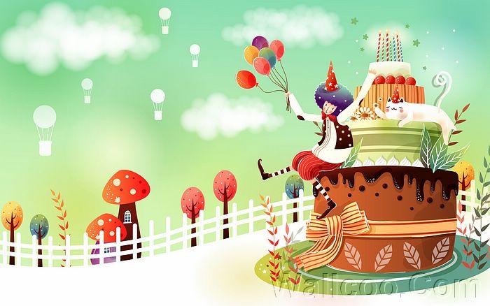 Funny Cartoons Birthday 8 Wide Wallpaper Wallpaper 700x438