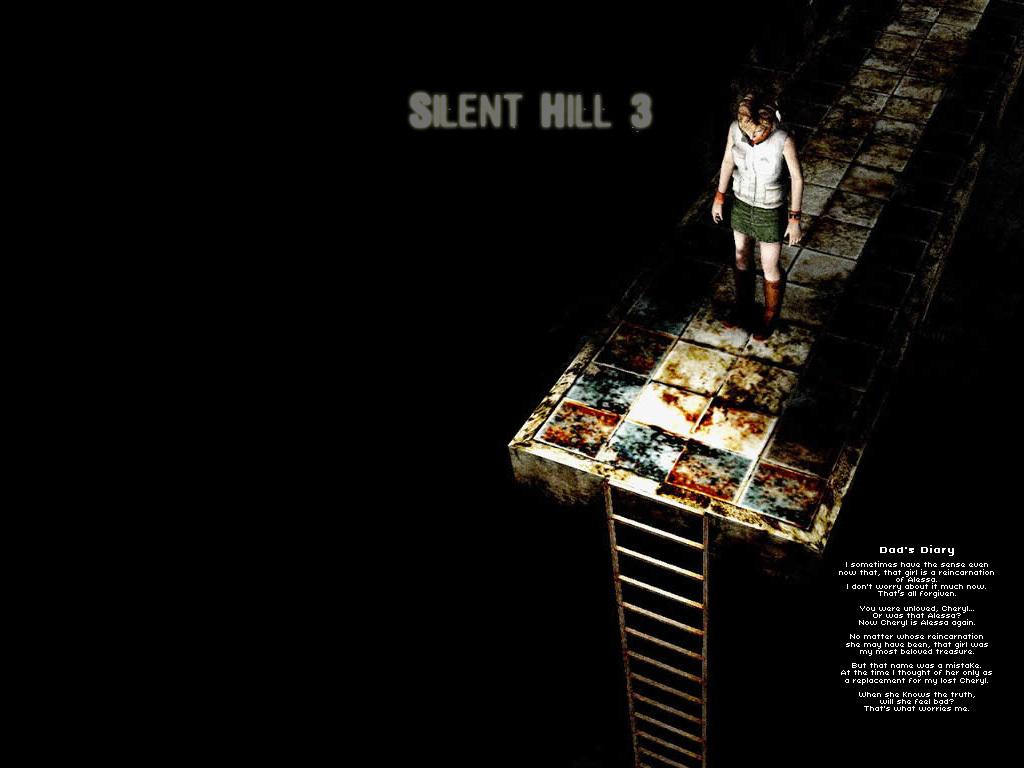 Free Download Silent Hill 3 Images Sh3 Wallpaper Wallpaper Photos