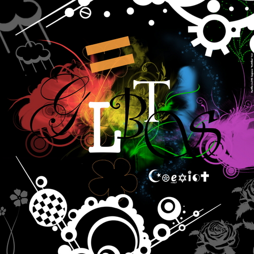 GLBTSCoExist Wallpaper images in the LGBT club tagged lgbt pride 500x500