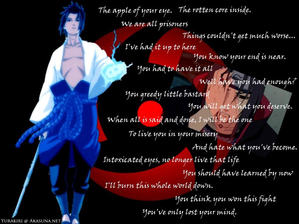 Sasuke To Itachi Quotes QuotesGram 1024x768