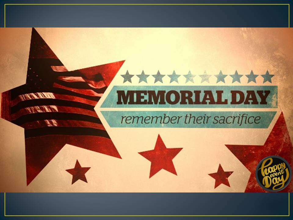 Happy Memorial Day 2020 Memorial Day Images Wallpapers Pictures 960x720