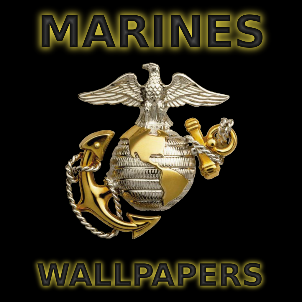Marine Corps Wallpapers: US Marines Logo Wallpaper