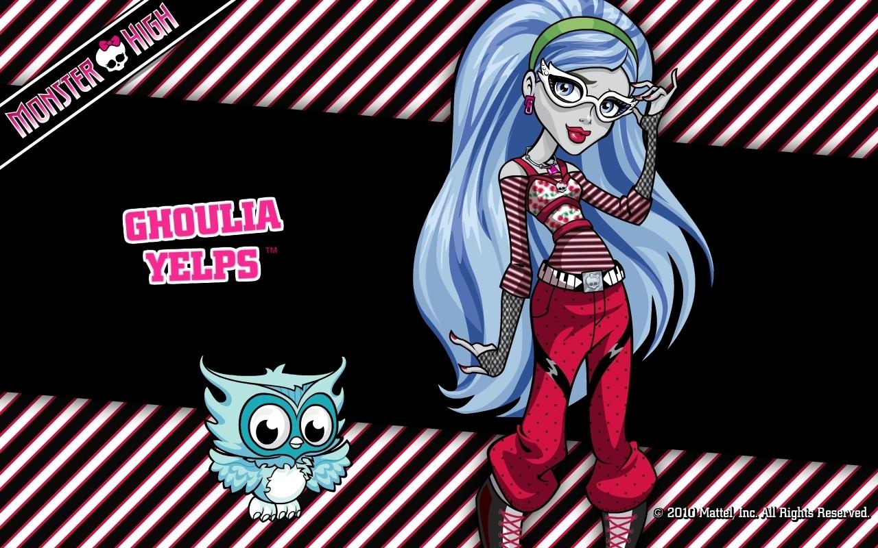 Free Download Monster High Divertidos Hd Wallpaper Monster High