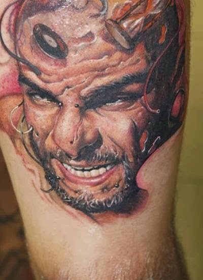 Tattoo Ideas for Men Images Photos Wallpaper 400x550
