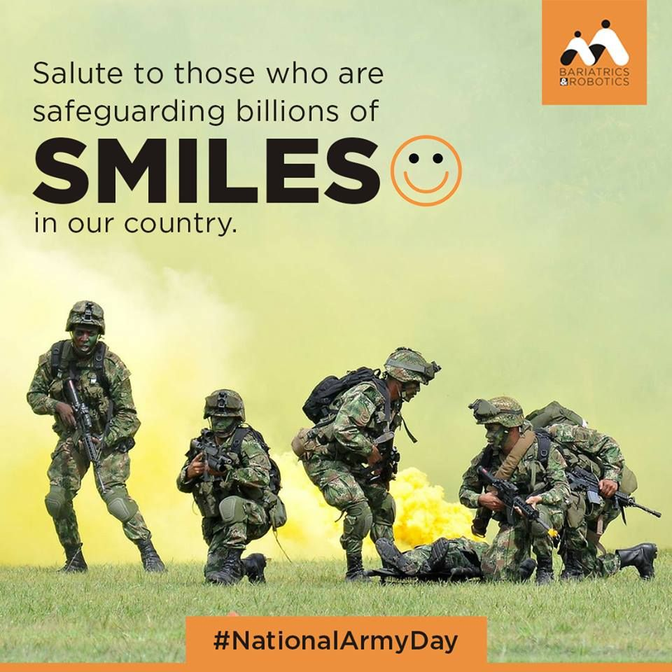Salute to all the Indian Soldiers on National Army Day 960x960