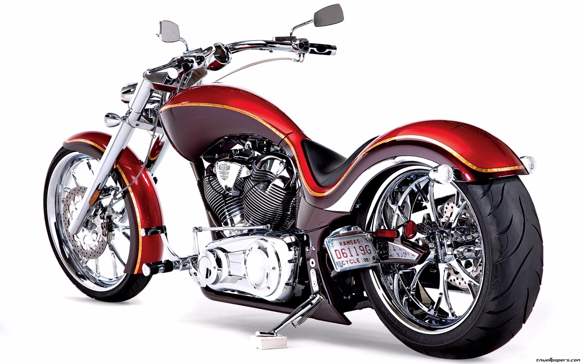 chopper harley wallpapers bikes davidson 1920x1200