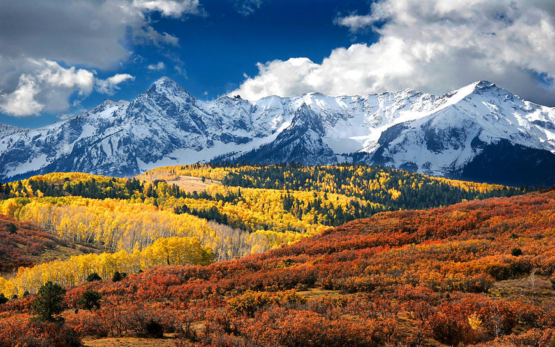 Colorado mountains hd wallpaper wallpapersafari - Colorado desktop background ...