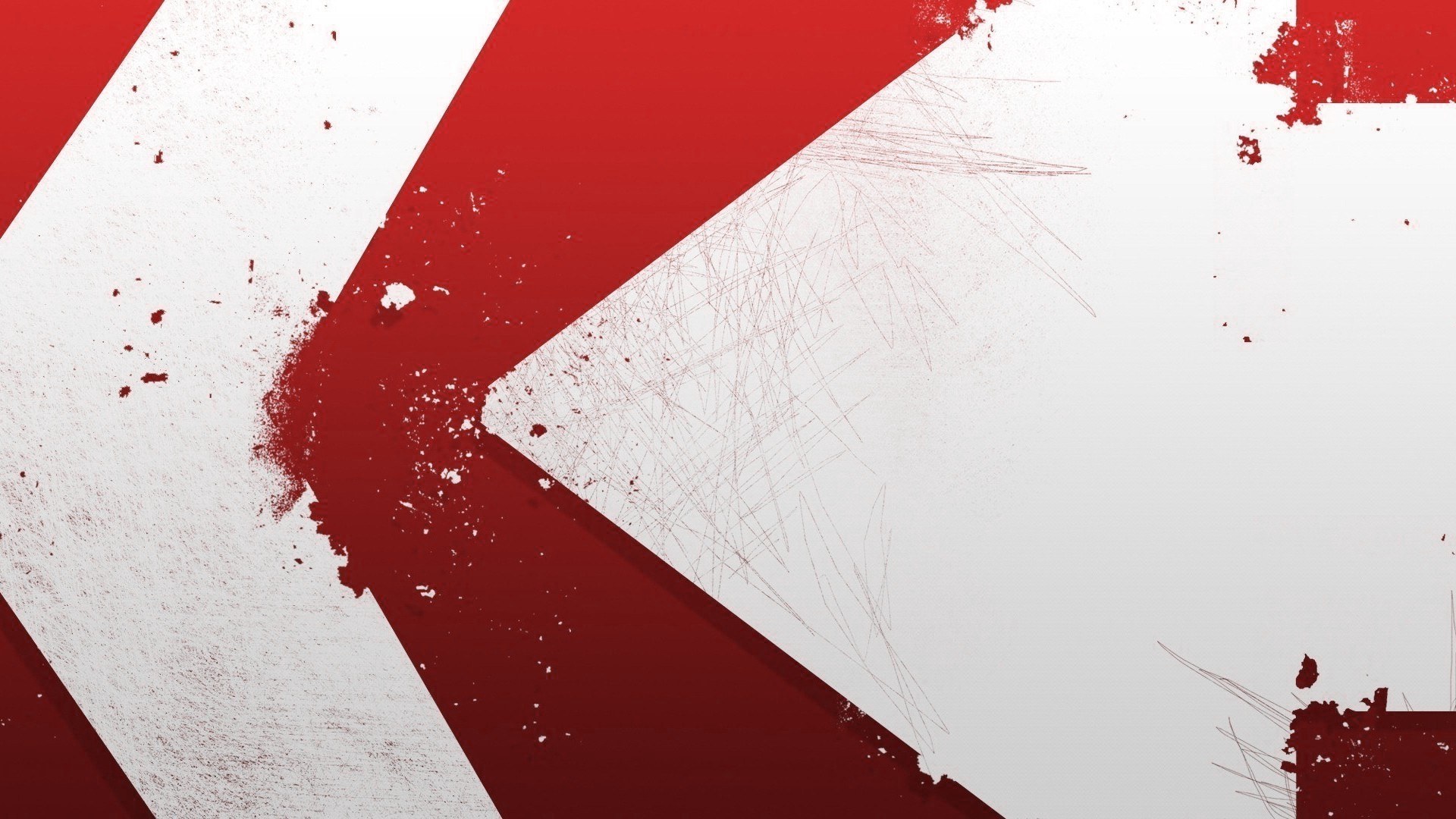 Red and white arrows abstract hd wallpaper 1920x1080 5953jpg 1920x1080