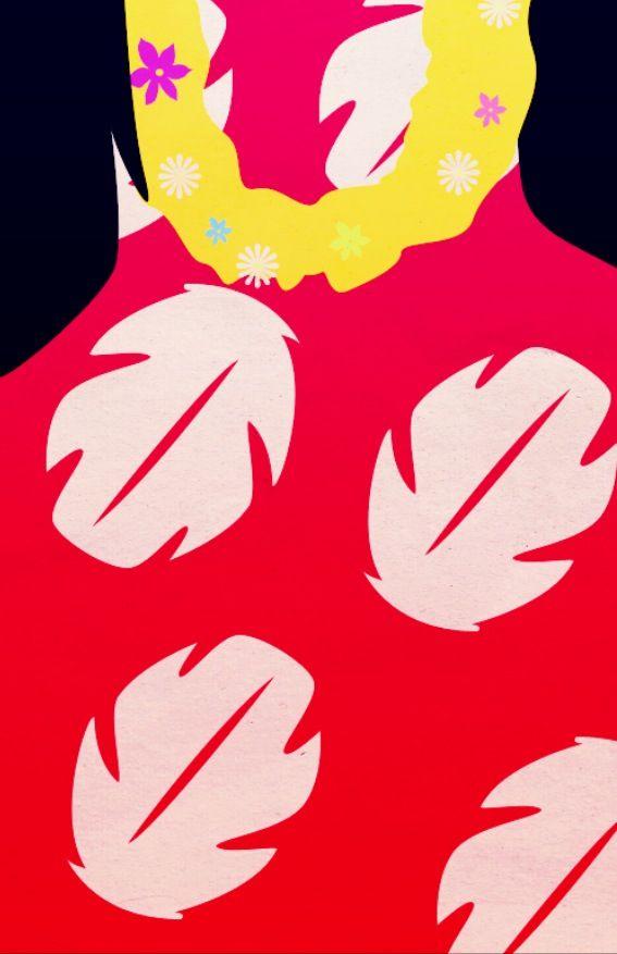 Disney Stitch Iphone Wallpaper Lilo from lilo and stitch 567x877