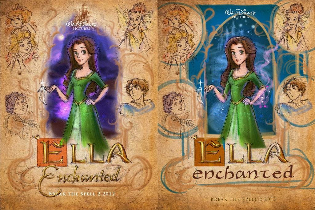 Enchanted Wallpaper Book Wallpapersafari
