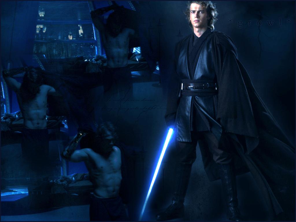 Anakin ROTS wallpaper   Anakin Skywalker Wallpaper 23118795 1024x768