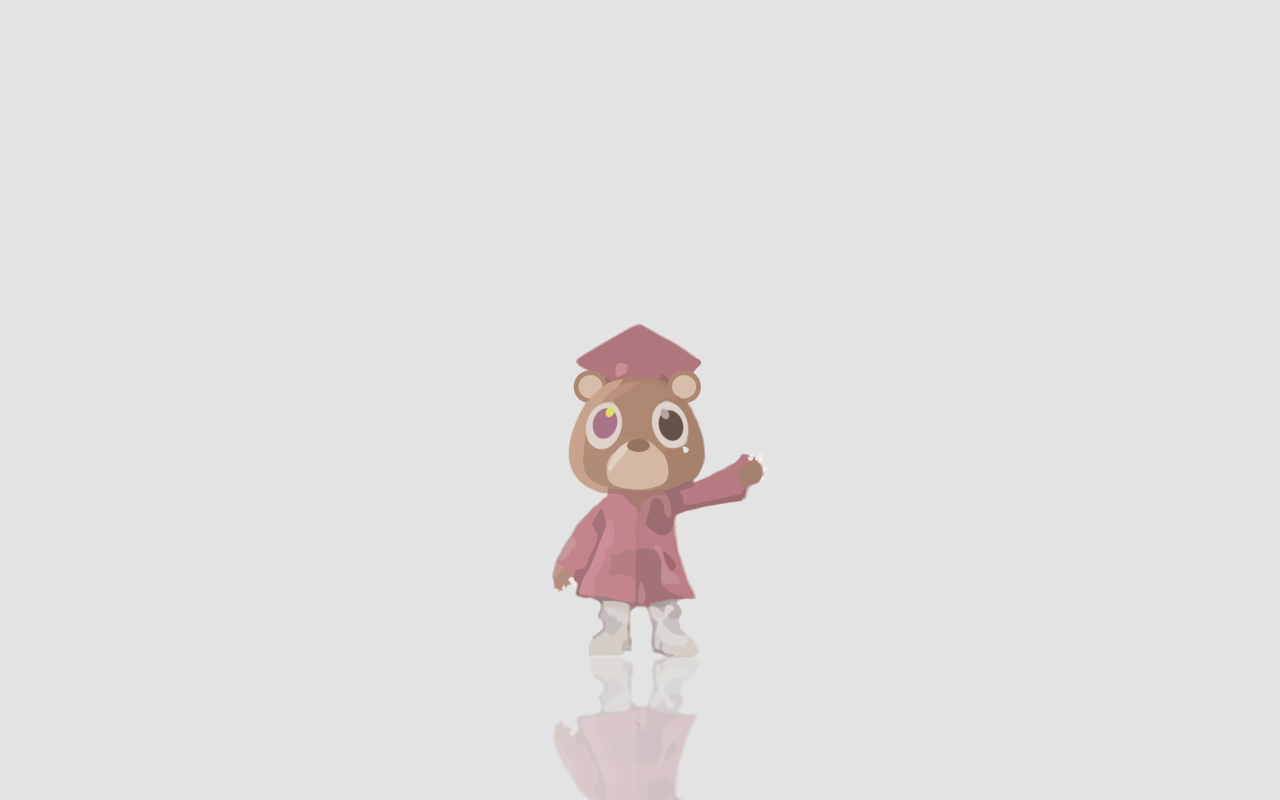 70+] Kanye West Graduation Wallpaper on WallpaperSafari