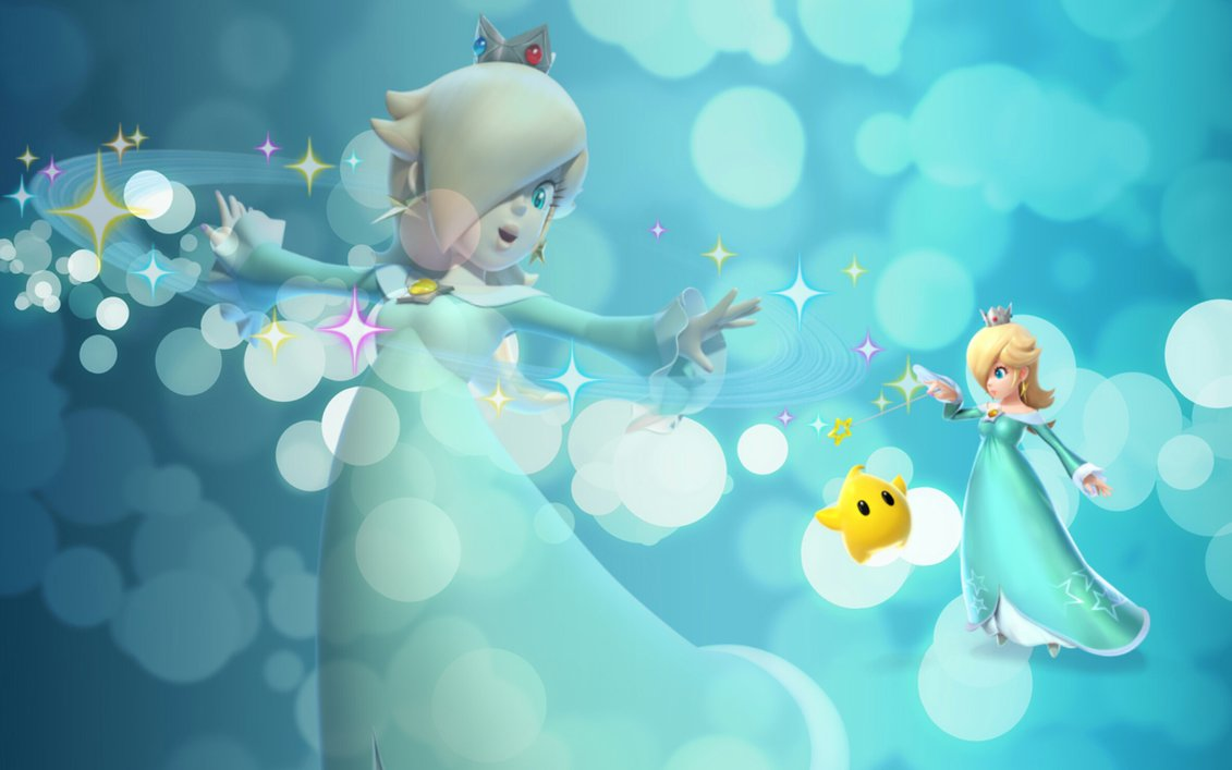 Princess Rosalina Wallpaper by L yre 1131x707