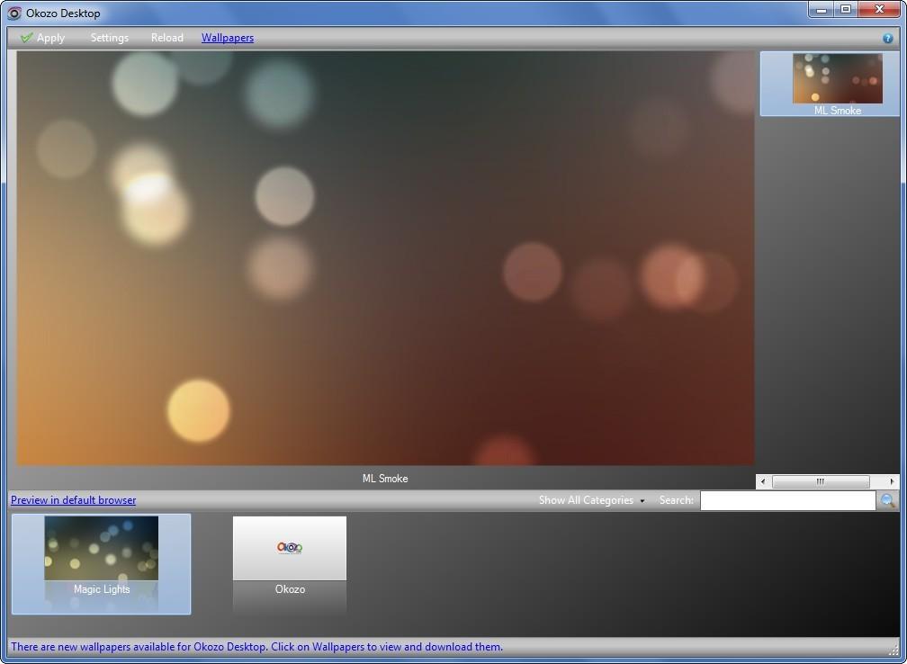 bewegliche desktopbilder
