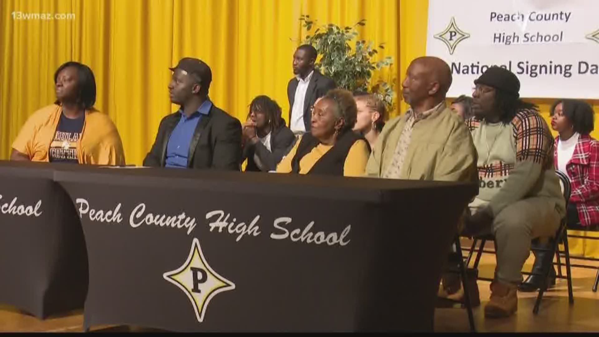 Central Georgia athletes participate in National Signing Day 2020 1920x1080