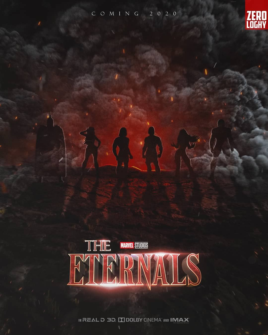 The Eternals   Coming 2020 Follow zerologhy for more 1080x1348