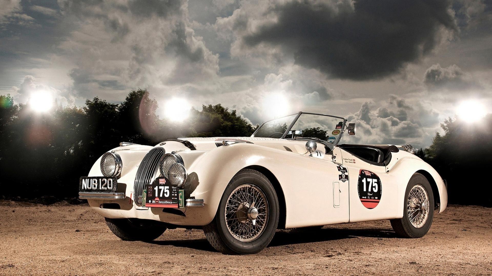 Pics Photos   Classic Car Hd Background Wallpaper 1920x1080