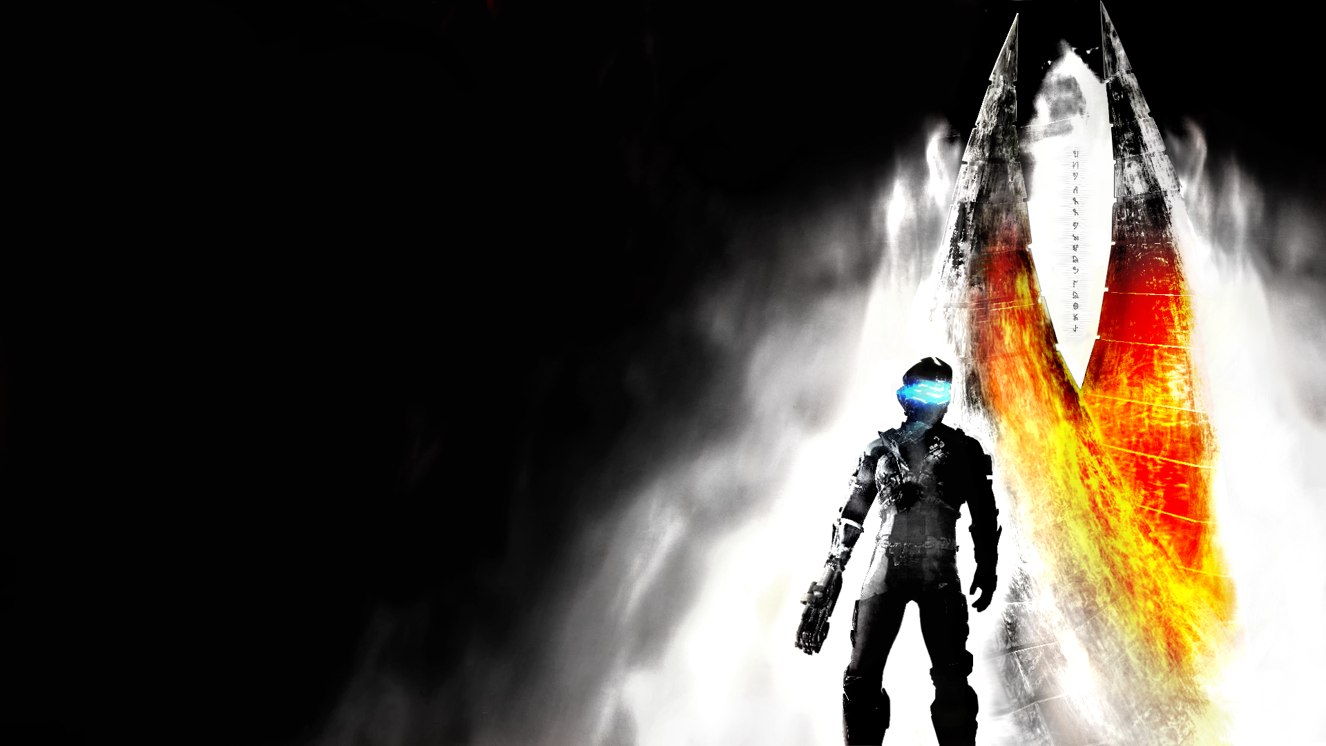 Wallpaper 1920x1080.png - The Dead Space Wiki - Dead Space, Dead Space ...