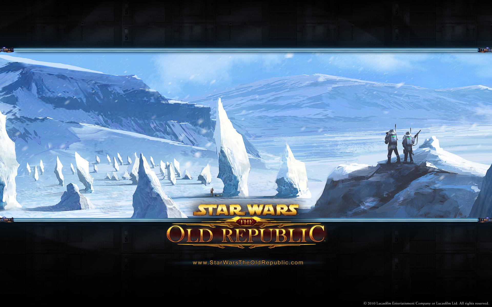 Star wars The Old Republic   Star Wars Wallpaper 26970273 1920x1200