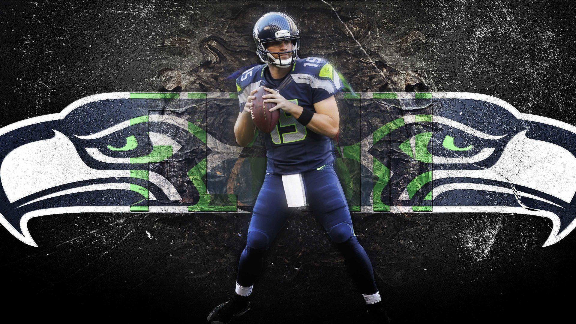 Seattle Seahawks NFL HD Wallpaper New Tab   Sports Fan Tab 1920x1080