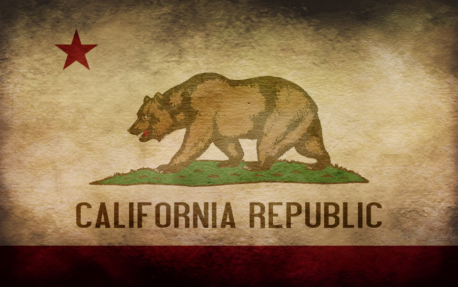 california state flag iphone wallpaper
