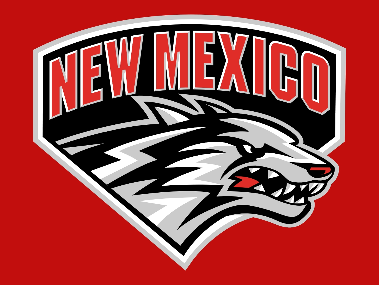 University Of New Mexico Lobos Logo My Wallpaper 1365x1024