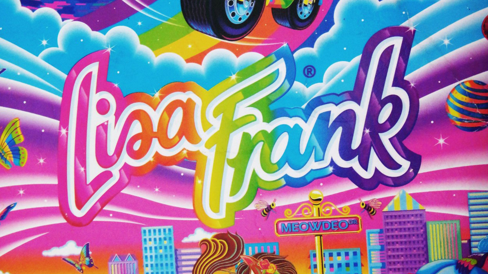 lisa frank wallpaper wallpapersafari