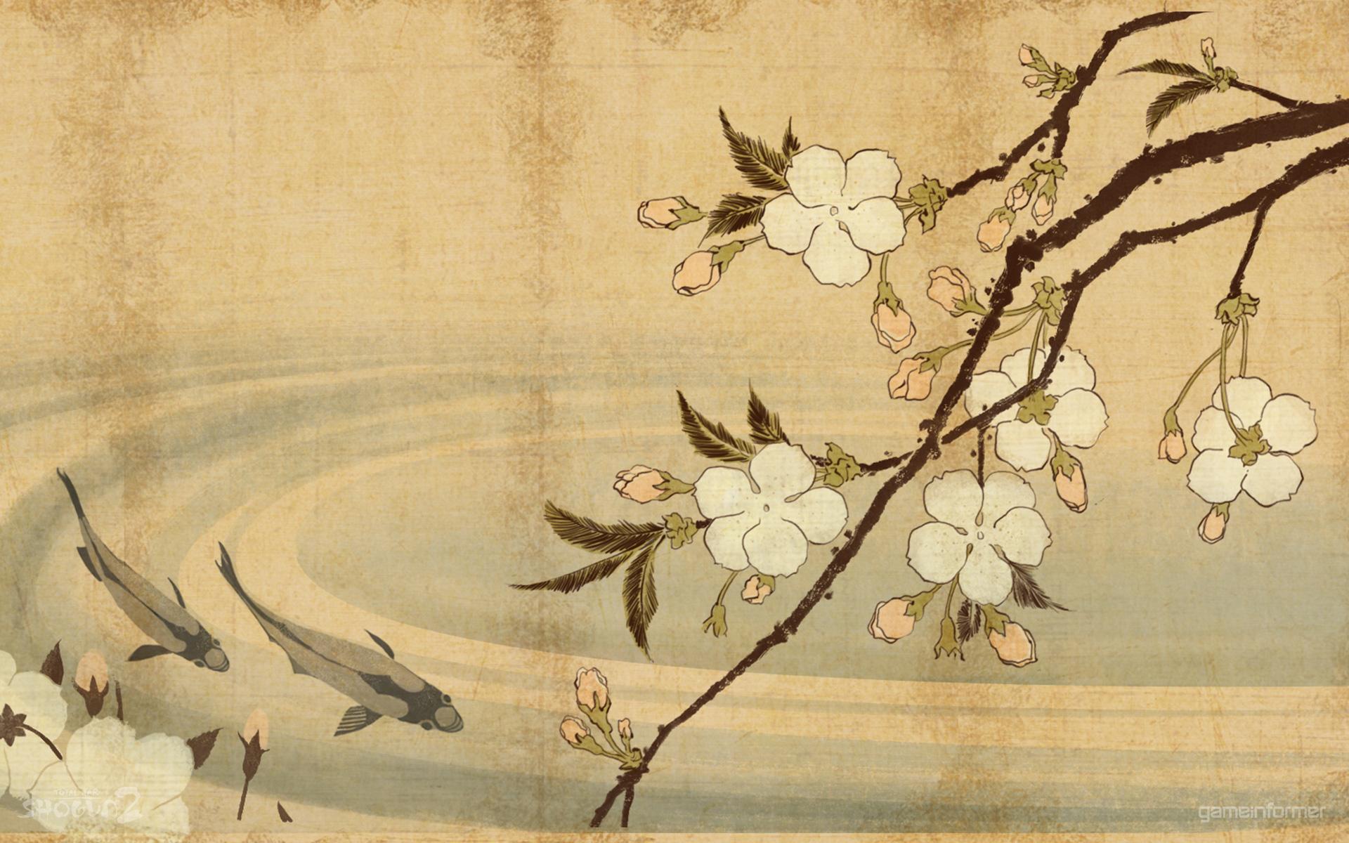 Exclusive Total War Shogun 2 Wallpapers   News   wwwGameInformercom 1920x1200