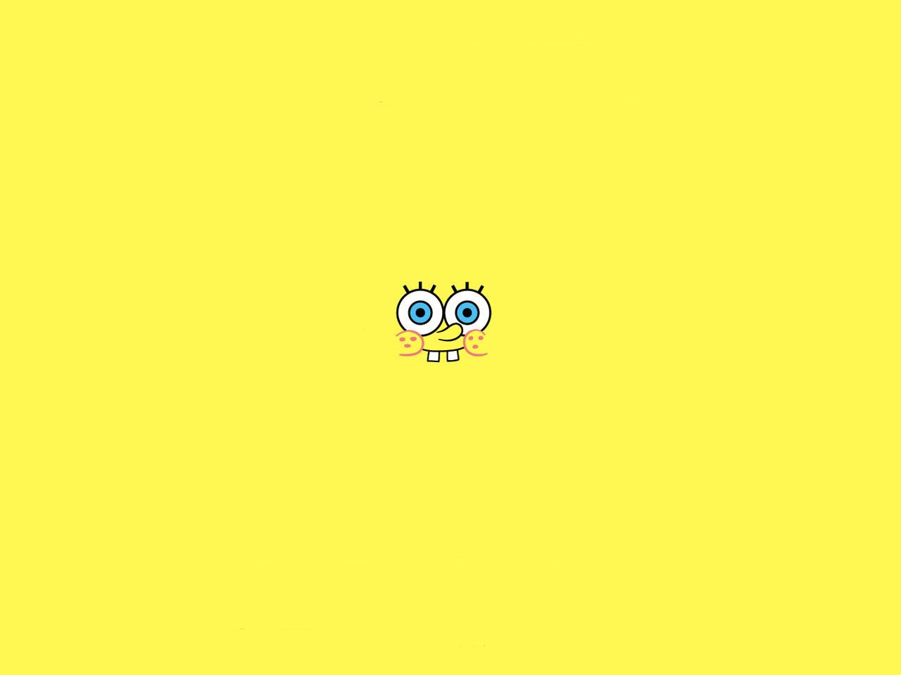 Spongebob Wallpaper Yellow 6471 Wallpaper WallDiskPaper 1280x960