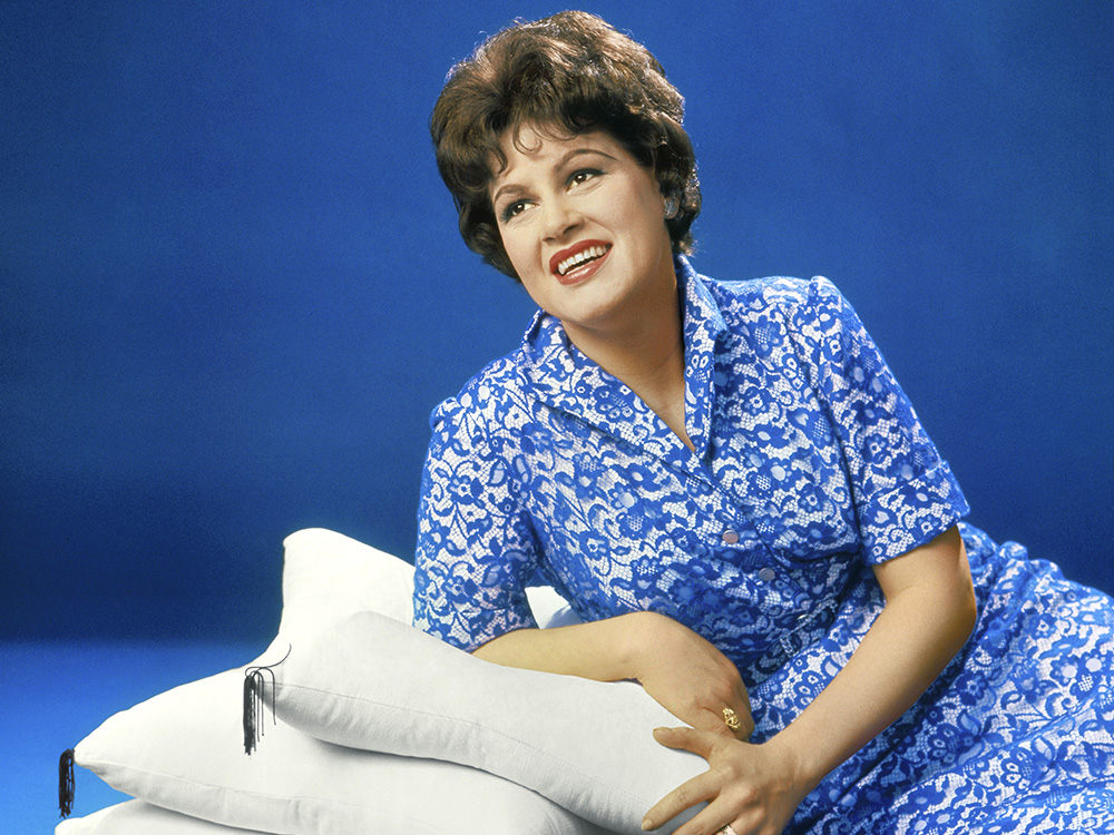 celebridades que murieron jvenes imgenes Patsy Cline  Virginia 1000x750