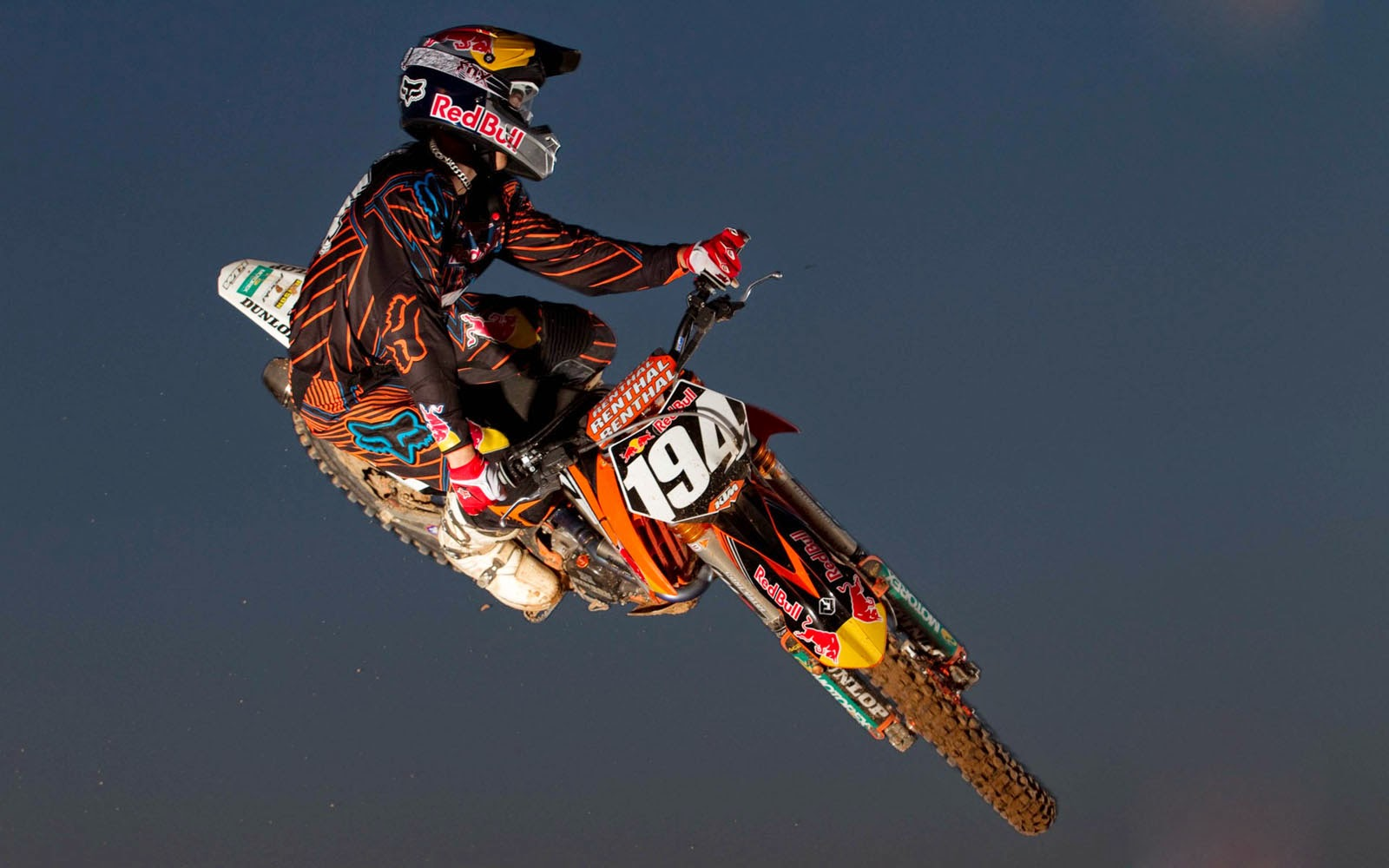 wallpapers KTM 350 SX F Wallpapers 1600x1000