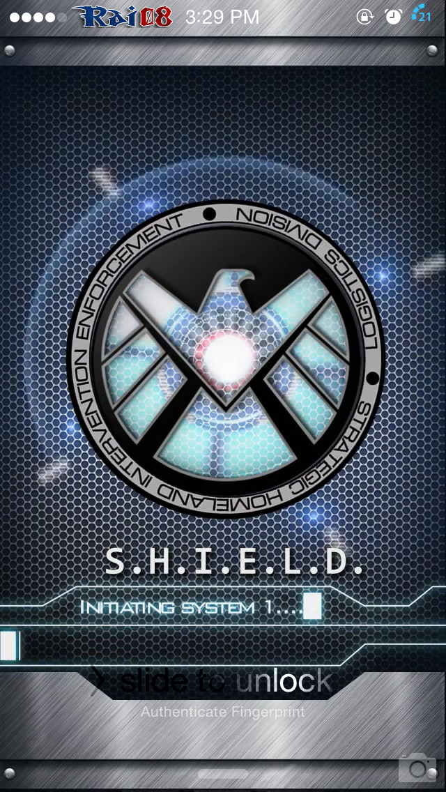 SHIELD Video Wallpaper HD 640x1136